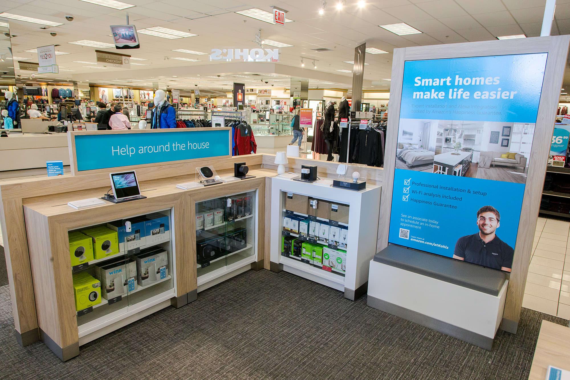 Kohls Earnings Miss Estimates Sending The Retailers Shares Lower