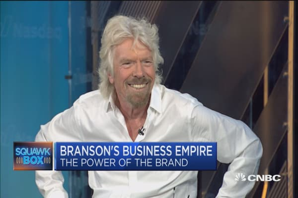richard branson objective for his virgin business Start studying mkt 300 exam 2 questions learn the virgin group began as a record shop in richard branson, occasionally sells his stake in some of the.