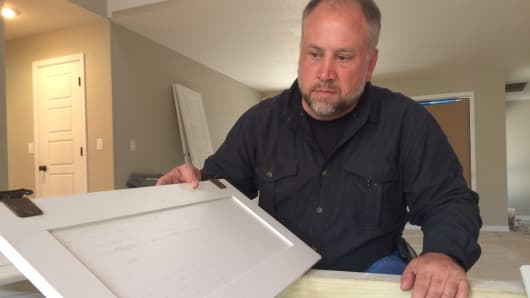 John Connley, a Bentonville, Arkansas, general contractor, signed up for short-term health insurance last summer, after going without coverage for the last three years.