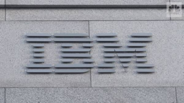 IBM has a new blockchain platform for banks