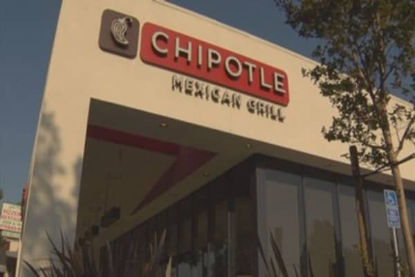 Chipotle downgraded by Bank of America on new concern