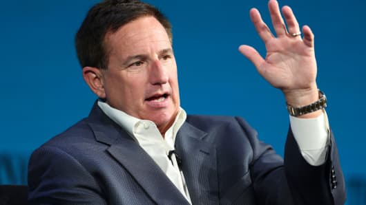 Mark Hurd, CEO of Oracle Corporation