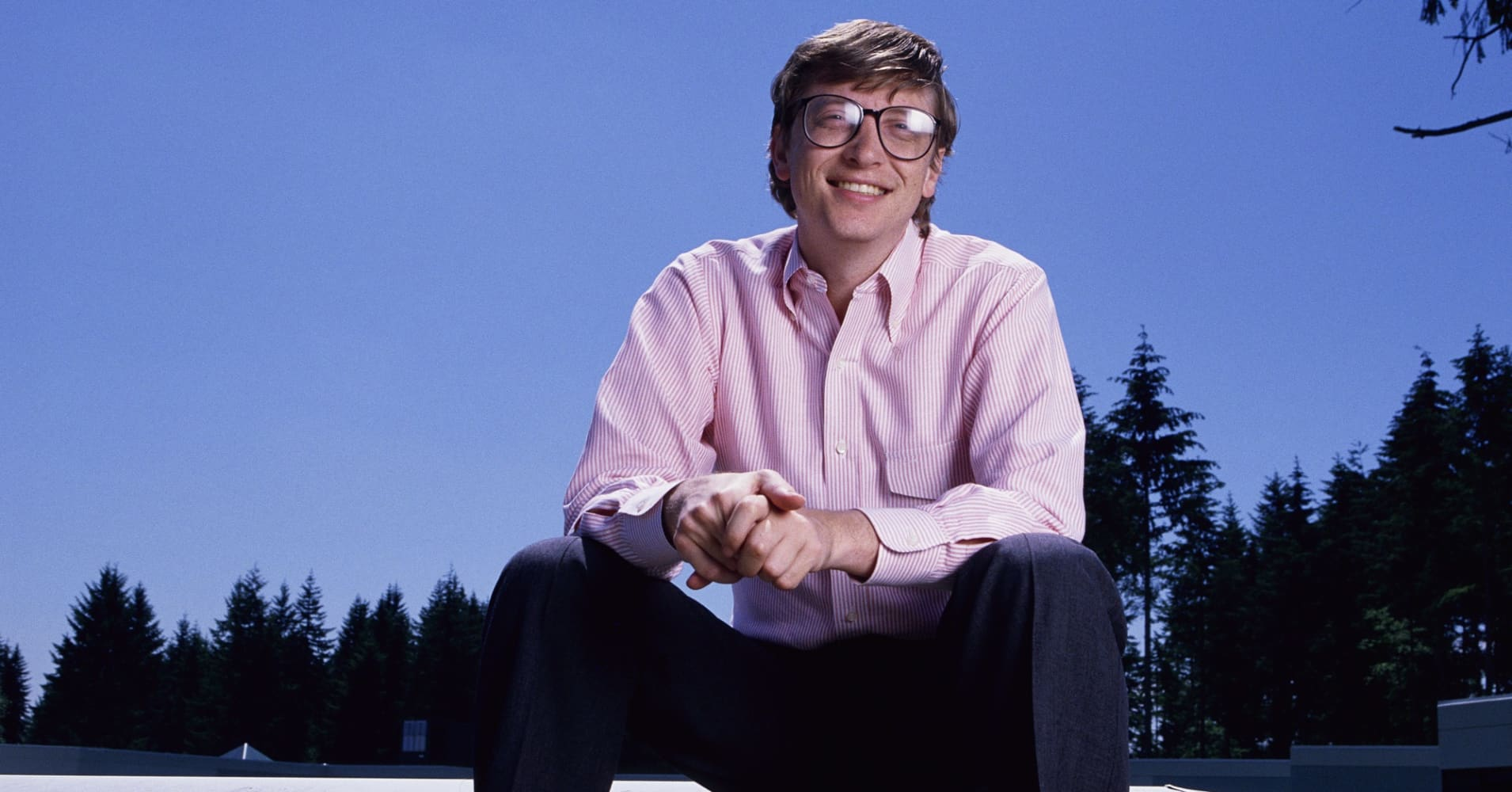 Bill Gates' response to a stranger's email reveals a hilarious truth