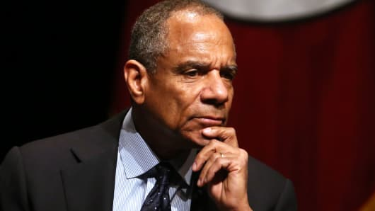 American Express chairman and CEO Kenneth Chenault