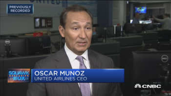 Full interview with Oscar Munoz