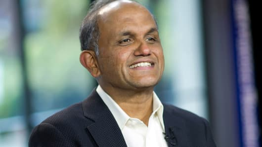 Shantanu Narayen, CEO of Adobe Systems Inc.