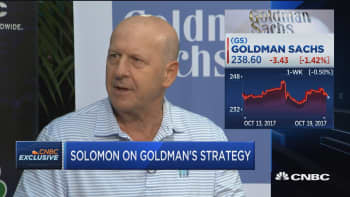 Full interview with David Solomon