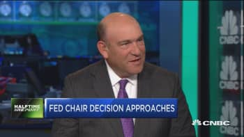 President Trump's Fed Chair decision looms