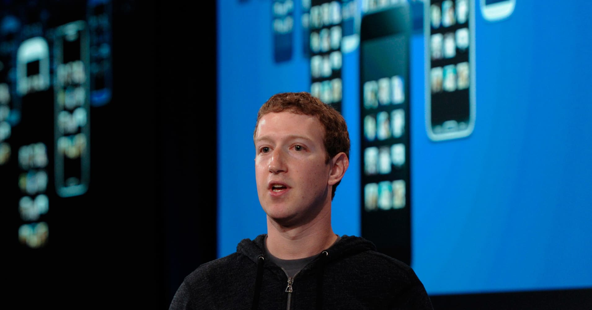 Facebook said the US government is making more secret requests for data than ever before
