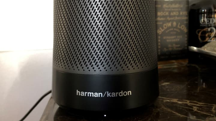 The Harman Kardon Invoke