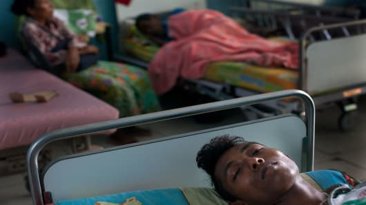 India Witnessed Maximum Number Of TB Deaths In 2016