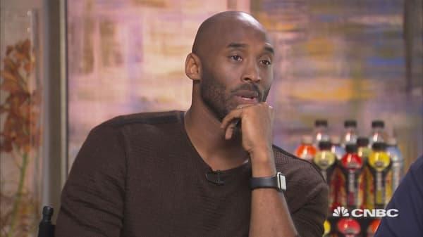 Kobe Bryant: My Biggest Money Mistake