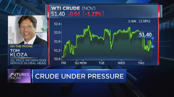 Get ready for a 'tale of two oil markets,' says OPIS' Tom Kloza