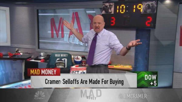 Maneuvering the market sell-off