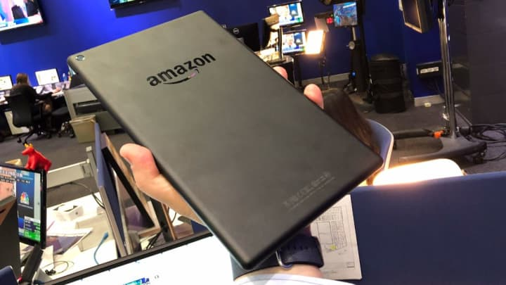 CNBC Tech: Fire HD 10 review