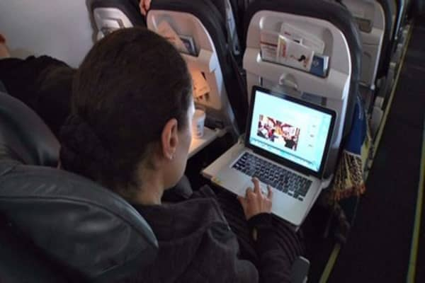 Laptops in checked bags on airlines pose explosion risk