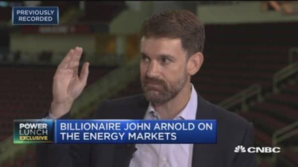 Legendary energy trader John Arnold says autonomous vehicles are 'terribly bearish' for oil