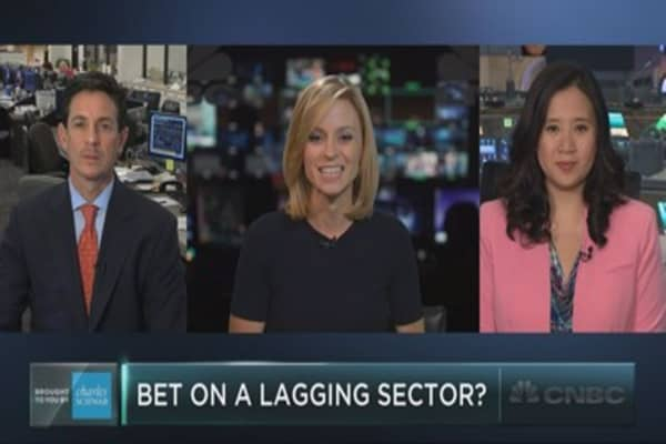 Debating one of this year's worst-performing sectors