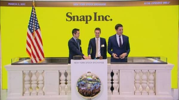 Snap is cutting jobs in recruiting and slowing new hires