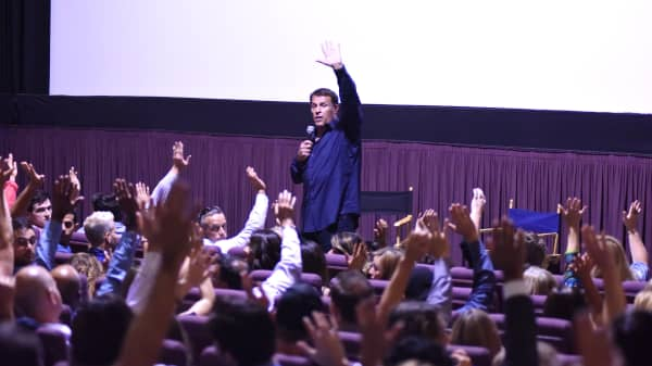 This is what nobody knows about Tony Robbins, according to Tony Robbins