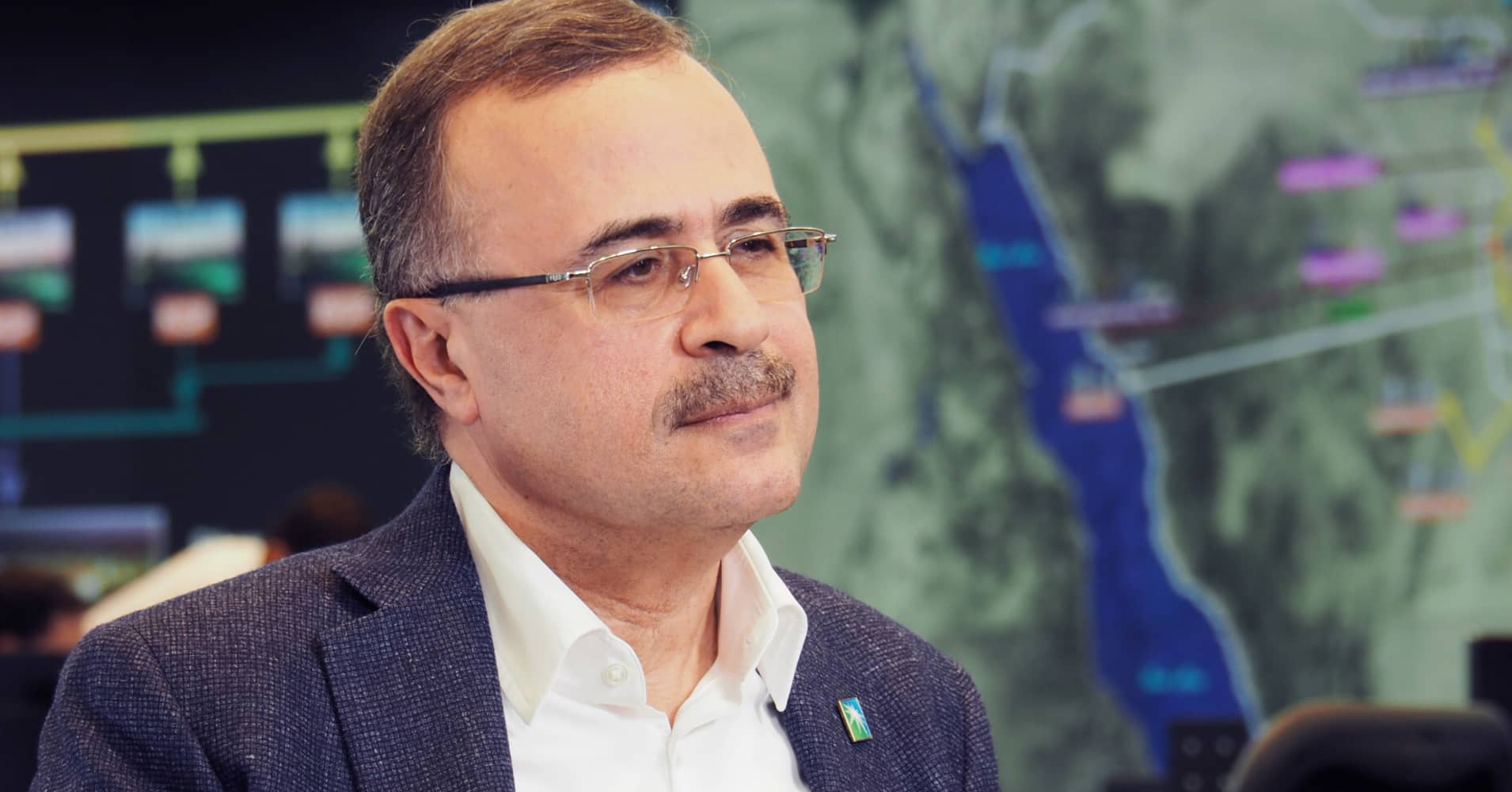 Saudi Aramco's IPO, the world's largest ever, is 'on track' for 2018, CEO Amin Nasser says