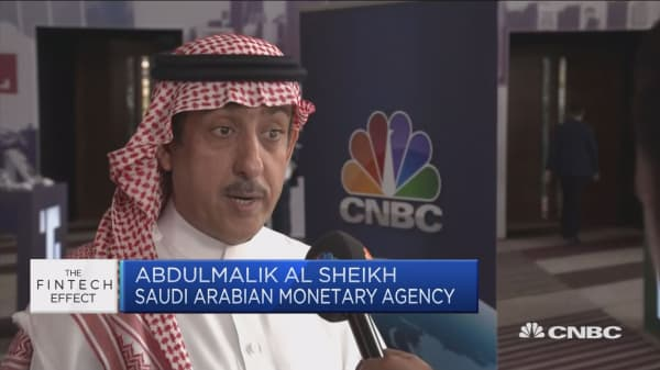 We're trying to balance financial stability with innovation: Saudi Arabia Monetary Agency