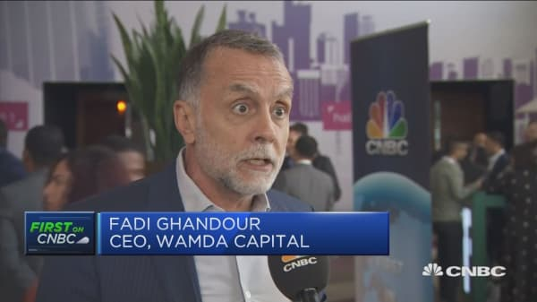 Investors could get hurt by bitcoin: Wamda Capital CEO