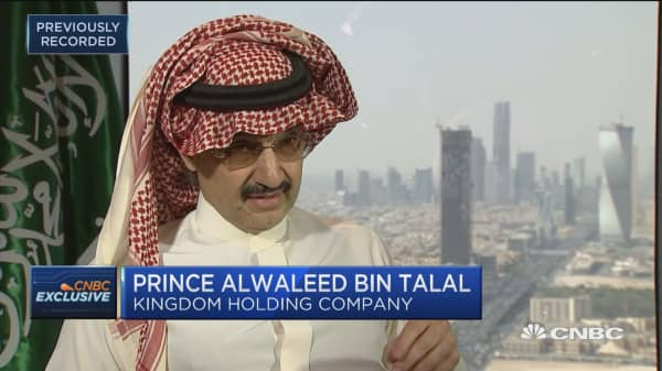 Prince Alwaleed Bin Talal: Aramco IPO will be biggest in the world