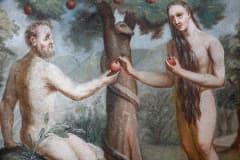 Adam and Eve. Original sin.