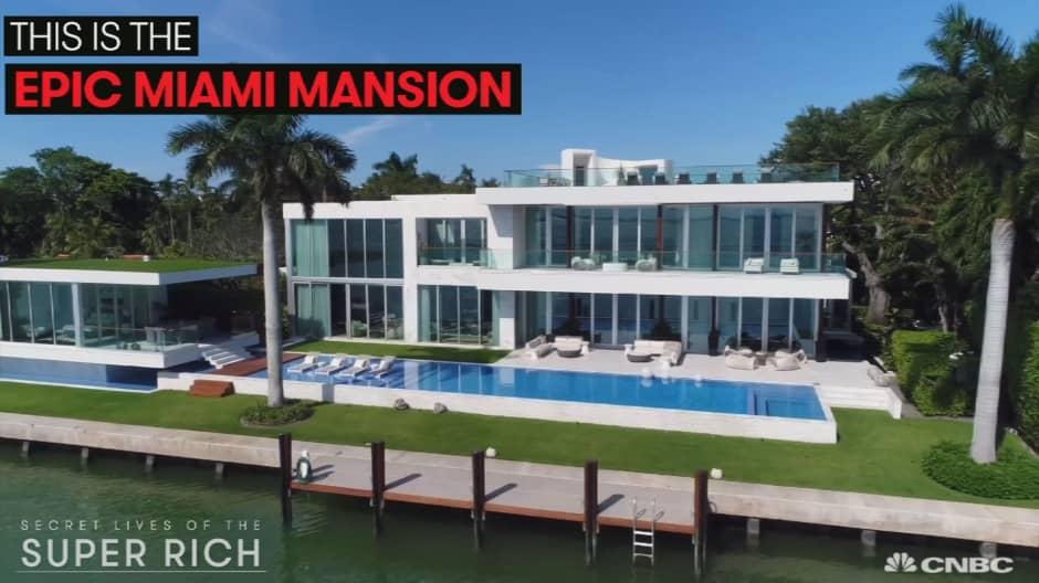 Inside the $29 million Miami mansion where superstar Rihanna filmed a music video
