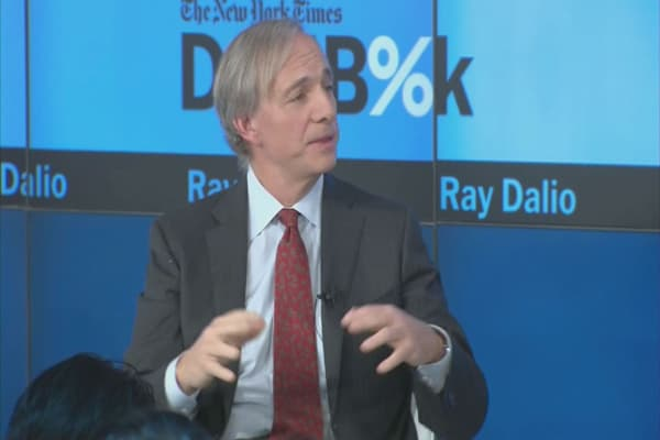 Ray Dalio: Middle class needs 'wealth transfers' to bridge wealth gap