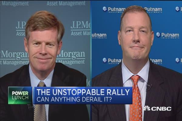 Long earnings expansion in an 'Indian summer': JPMorgan Funds' David Kelly
