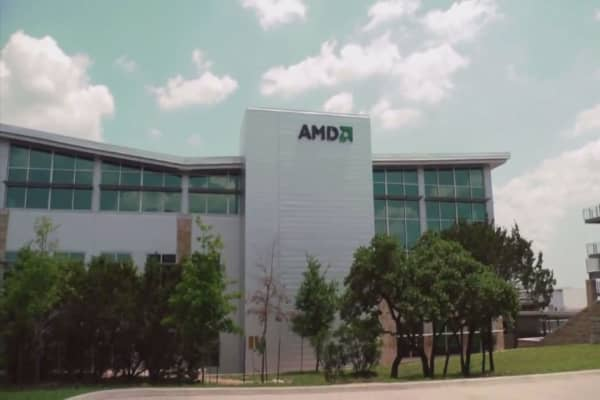 AMD shares to plunge because of Intel: Citi