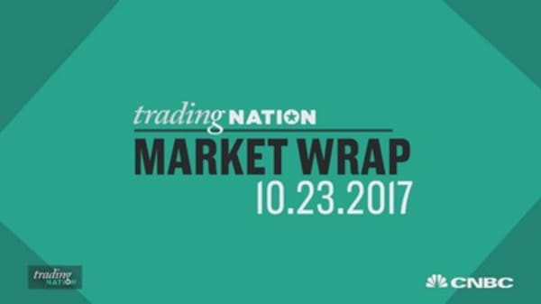 Major market indexes finish session lower Monday amid busiest week of earnings season