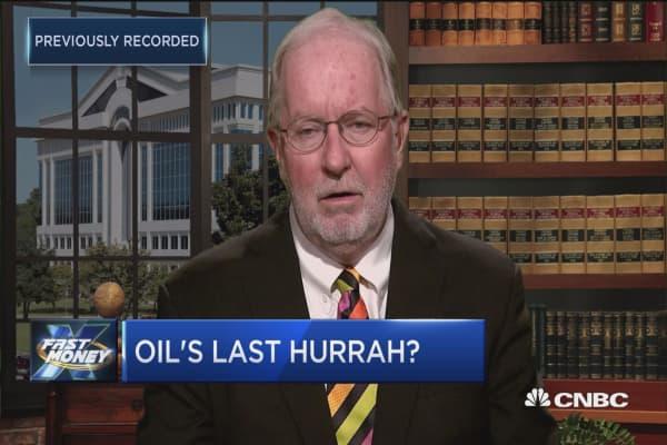 Dennis Gartman: Saudi Aramco IPO will mark a peak in oil