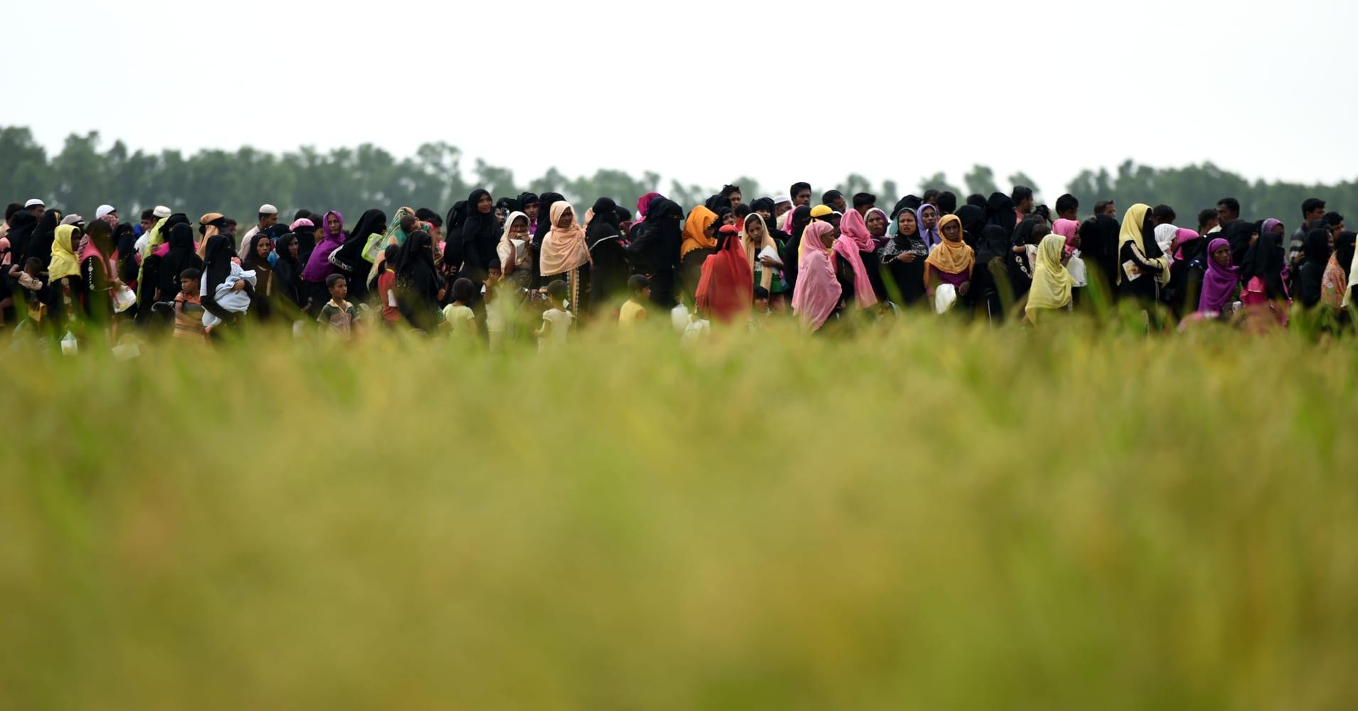 UN: Myanmar military chiefs should face 'genocide' case