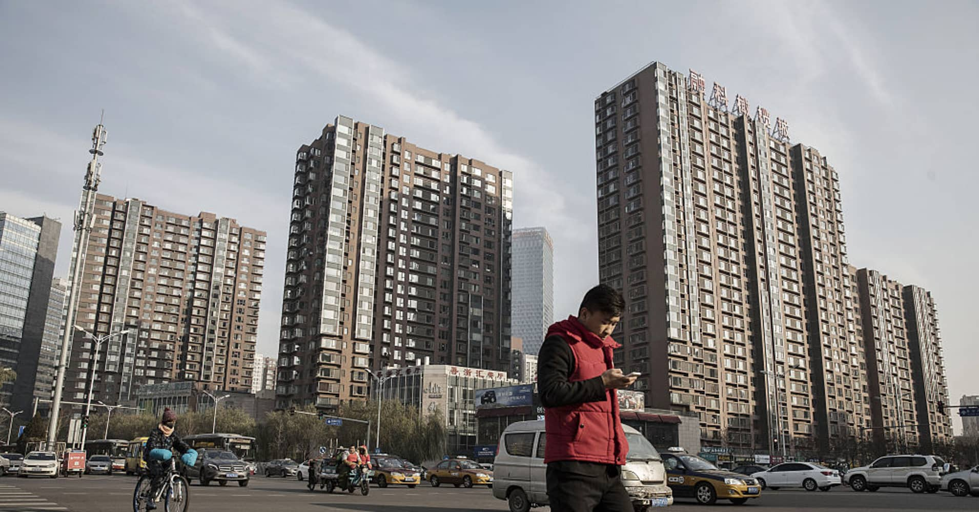China's real estate loan growth slows further in 2018