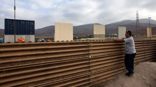 No construction on border wall until Congress OKs funding — Trump