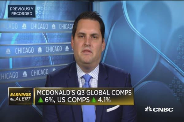 McDonald's modernization plans in the works: Morningstar analyst