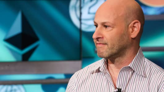 Joseph Lubin, co-founder of Ethereum.