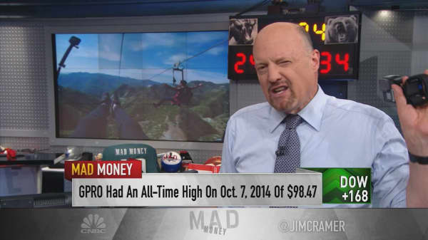 Cramer on why GoPro and Fitbit's dog days could be over