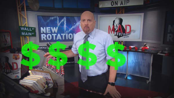 Cramer Remix: Signs that hot money is no longer flooding into the market