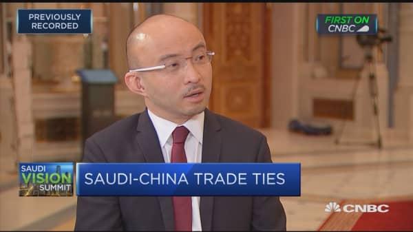 How China and Saudi Arabia are working together Bitcoin getting bubble-ish
