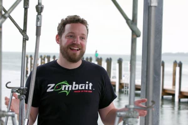 Zombait co-founder Jessy Cusack