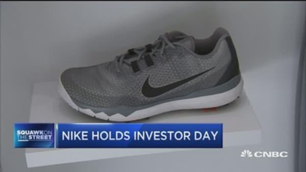 Nike holds investor day