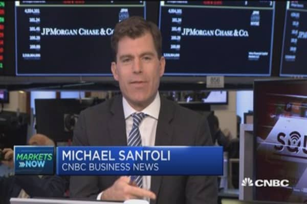 Earnings still matter to this market: Wells Fargo's Brian Jacobsen