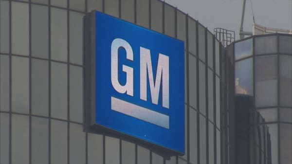 Morgan Stanley Downgrades Gm After Nailing A 50 Gain In The Stock