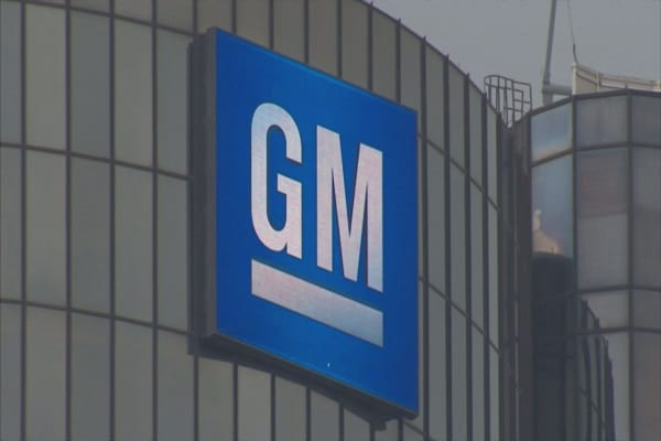 Morgan Stanley downgrades GM after nailing a 50% gain in the stock