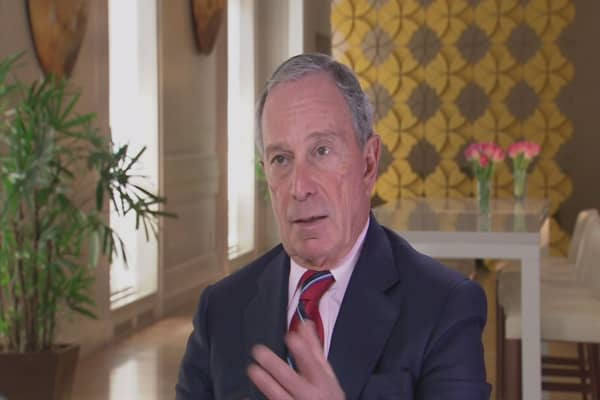 Michael Bloomberg says Brexit is 'single stupidest' thing a country has ever done … besides Trump