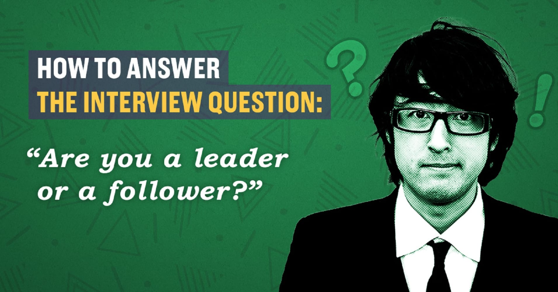 Interview Questions Are You A Leader Or A Follower   Ghanaphotos.us   High  Quality Resume Template
